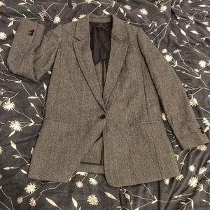 Zara basic womans blazer xs